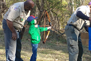 Archery Day - October 2019