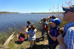 Earth Day Hike @ Marshy Point - April 2019