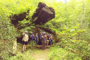 Rugged Hiking @ Prettyboy Trail - May 2021
