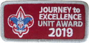 2019 JTE Silver Patch